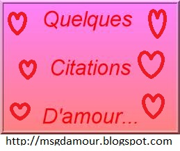 Citation d'amour les plus belles citations d'amour