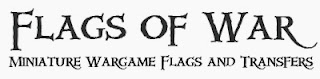 Flags for your Miniatures