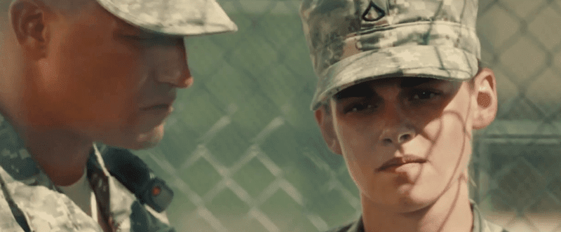camp x-ray-lane garrison-kristen stewart