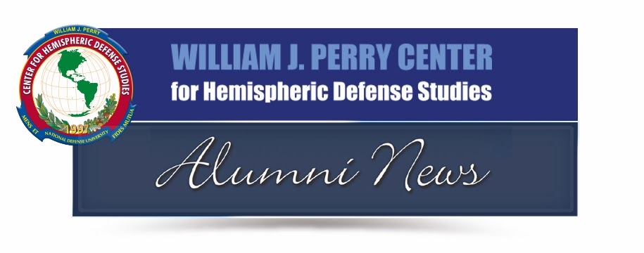 Perry Center Alumni News
