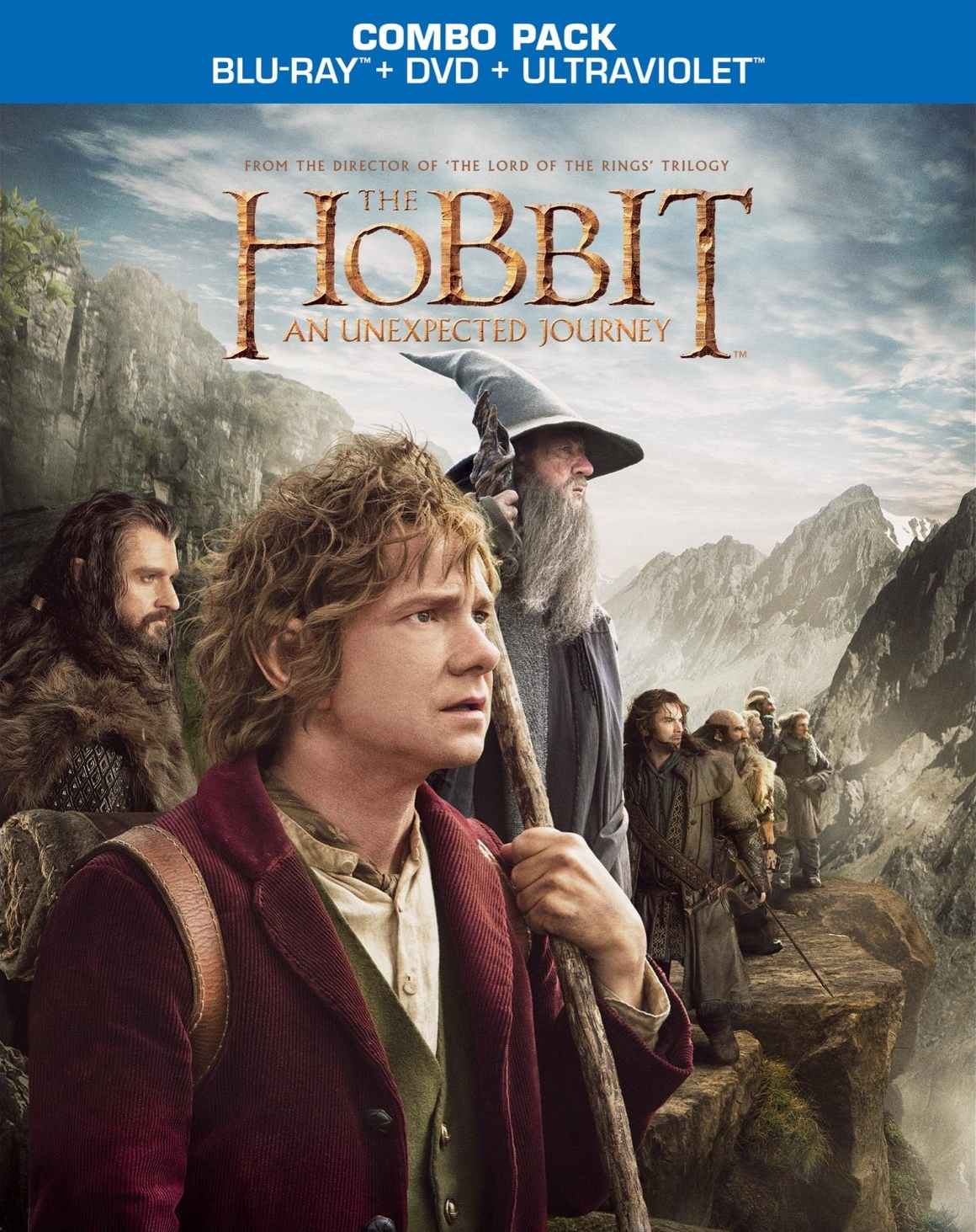 The Hobbit  An Unexpected Journey Blu-ray Combo Pack GiveawayThe Hobbit An Unexpected Journey Dvd