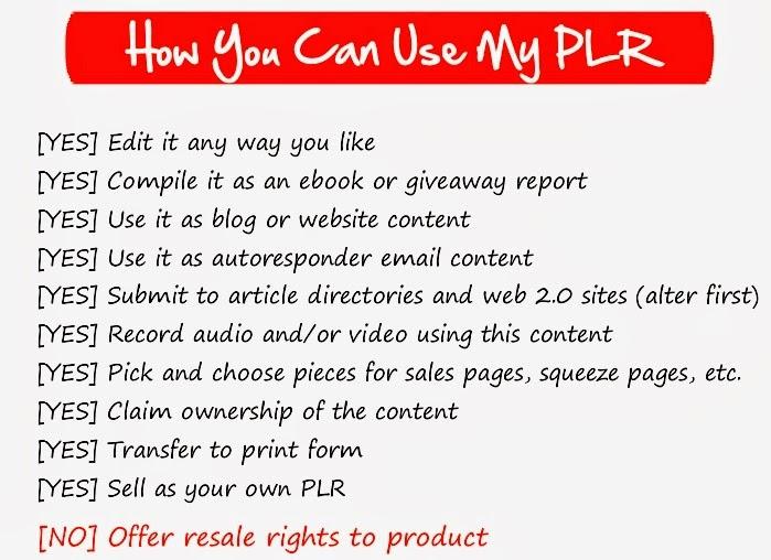 download plr articles