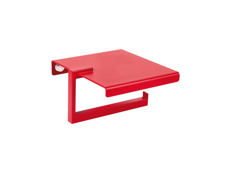 accesorios ba o rojo
