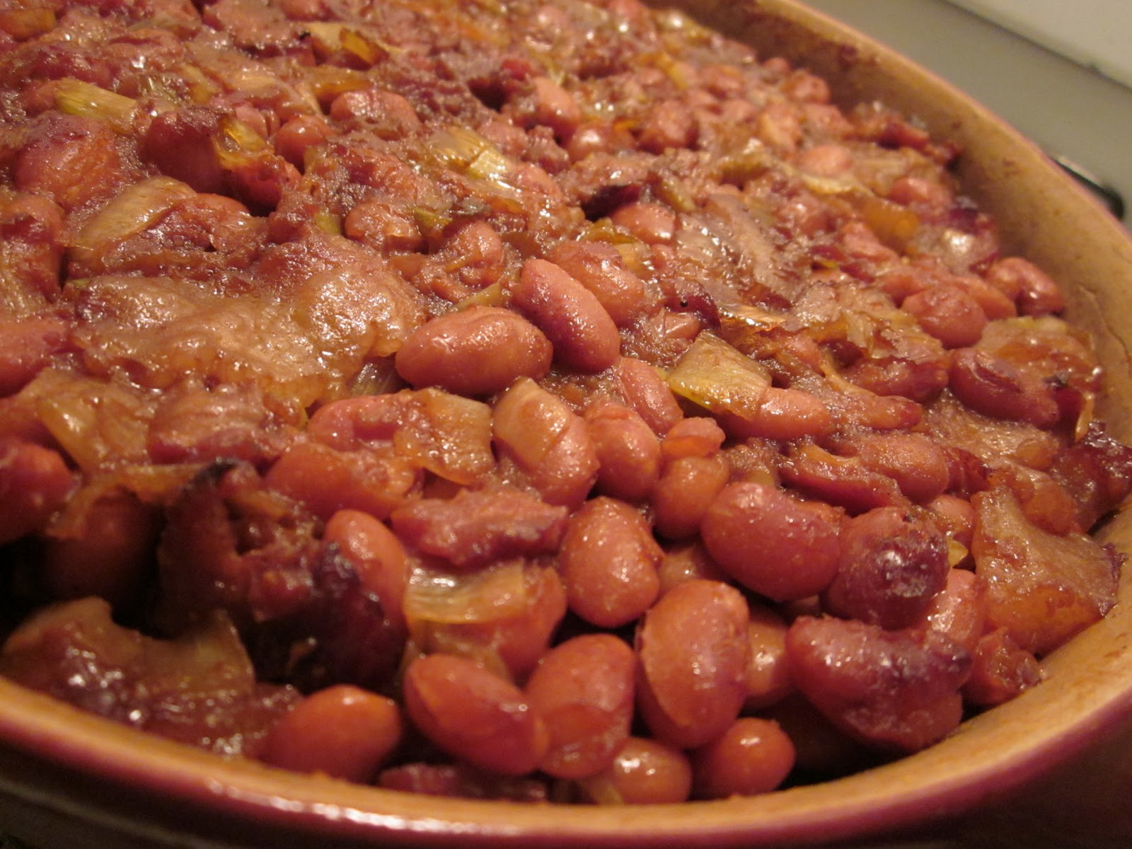 ... baked beans before but starting with the best baked beans ever recipe
