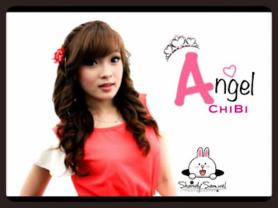 Angel Chibi Cherry Belle