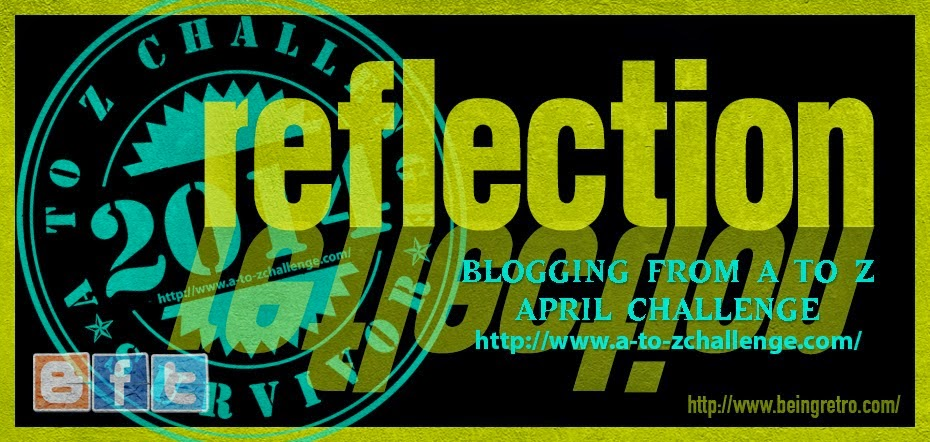 Reflections on A to Z Blog Challenge