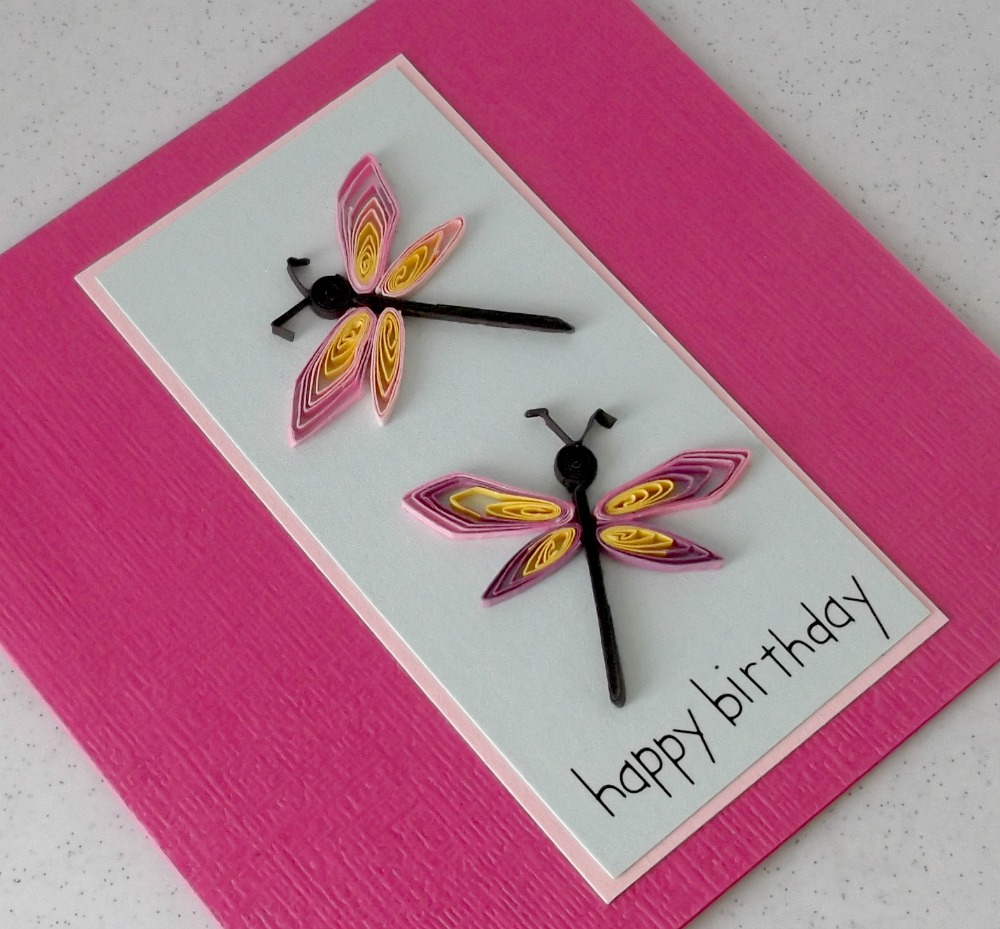 Paper Daisy Cards June 2013