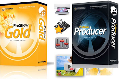 Proshow Gold ,hoặc Proshow Producer 5.0 - Crack Full
