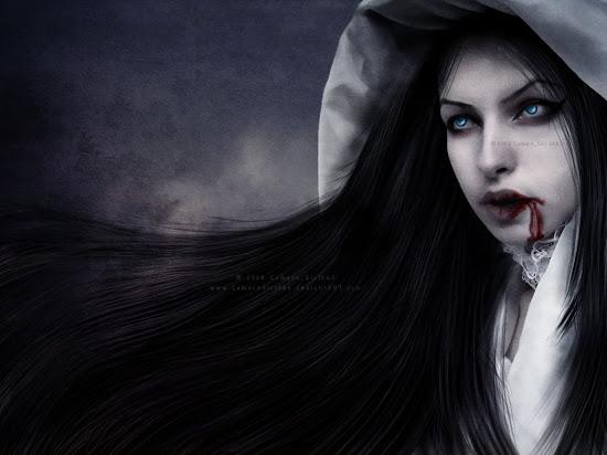Que significa soñar con vampiro