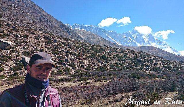 Lhotse-Nuptse-Himalaya-Nepal