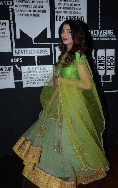 Aliya Khan Latest Photos At Signature Glorious 100 Events Celebrations