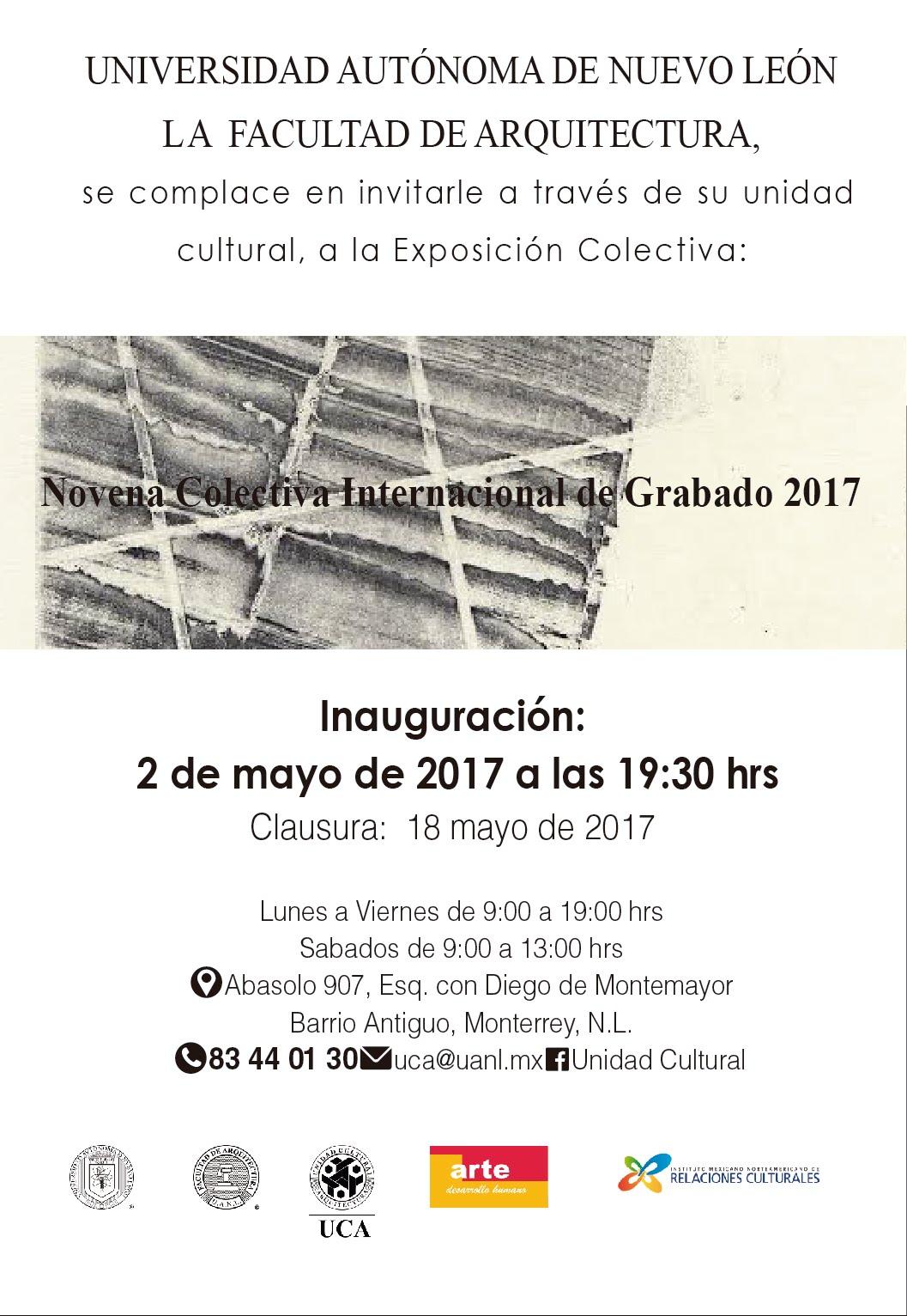 Nineth International Printmaking Collective 2017 | Prints for Peace ...