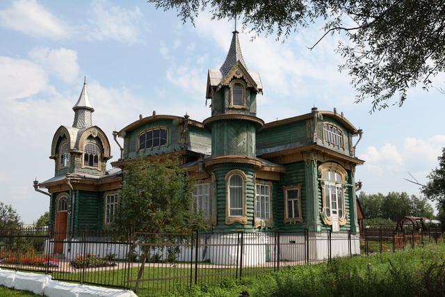 гороховец архитектура