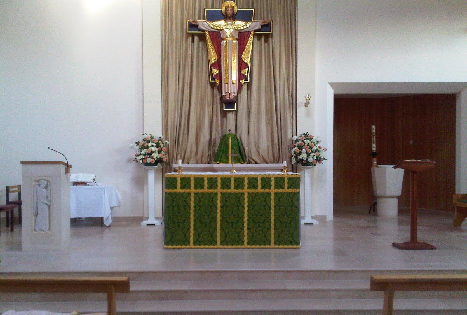 Fachada de igrejas modernas igreja do brasil igreja for Casa moderna a foligno