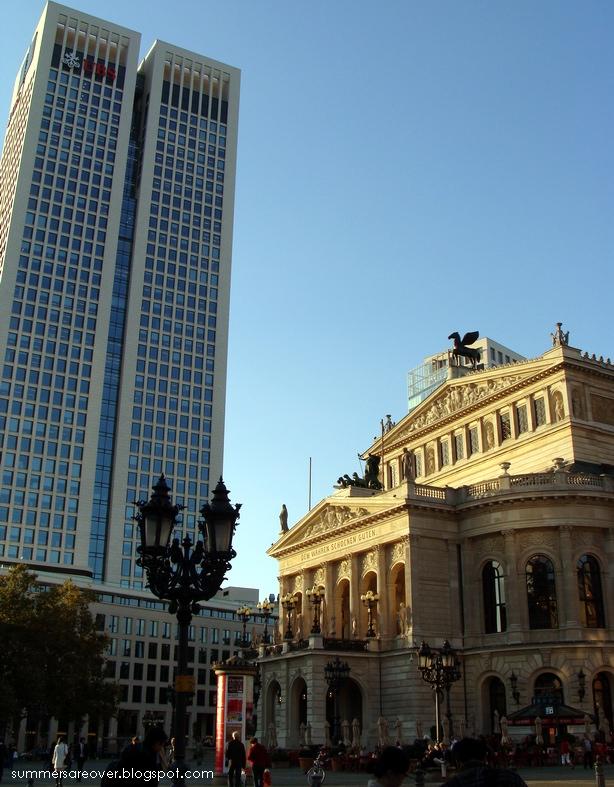 Mercure Hotel Frankfurt Voltastrabe