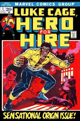 luke cage, marvel, comic book