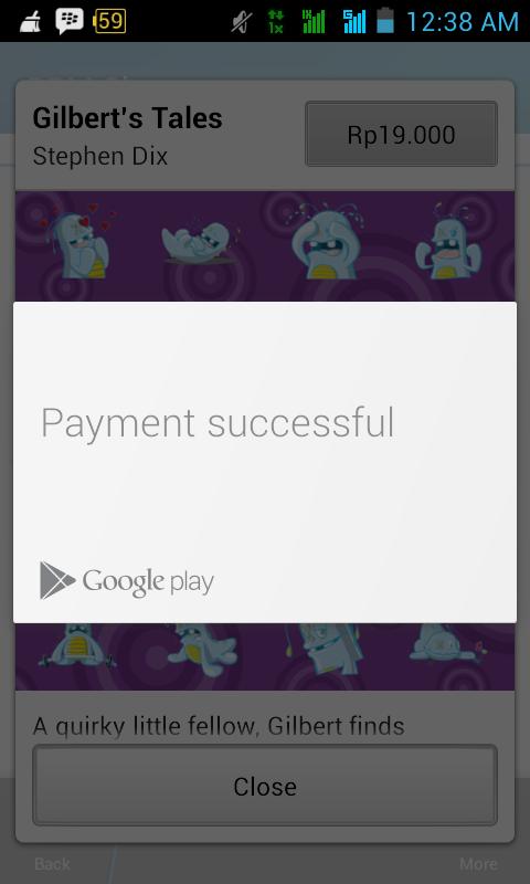 Pembayaran Dari Sticker BBM