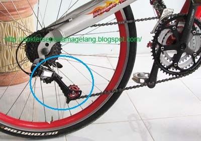 Dokter Sepeda Magelang: Cara mengukur panjang rantai