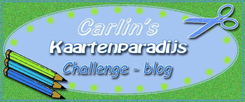 Carlin's Kaartenparadijs challenge blog