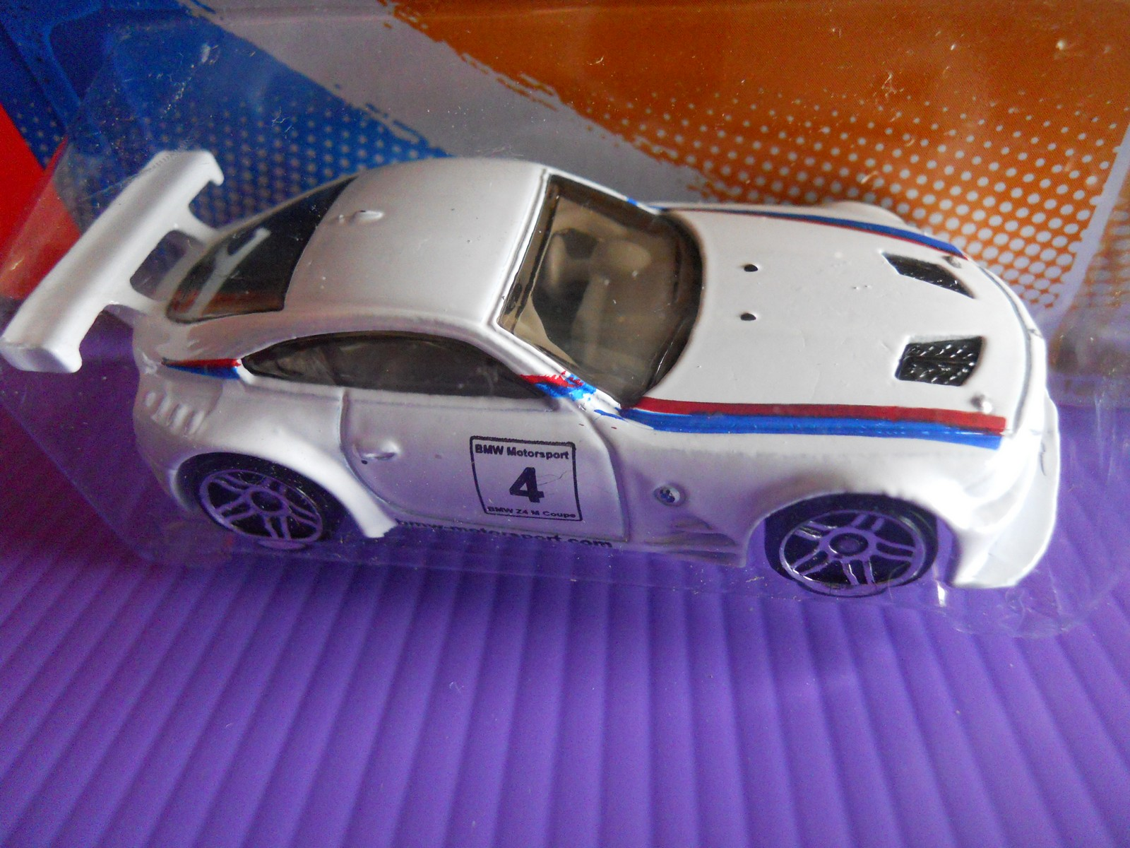 Dexters Diecasts Dexdc Hot Wheels 2012 18 Bmw Z4 M White