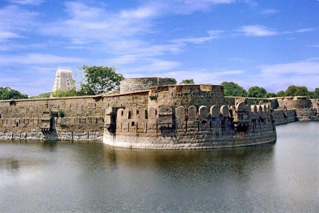 Vellore Fort, Tamil Nadu