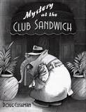 image: Mystery at Club Sandwich - mystery book review