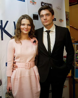 максим матвеев с женой фото