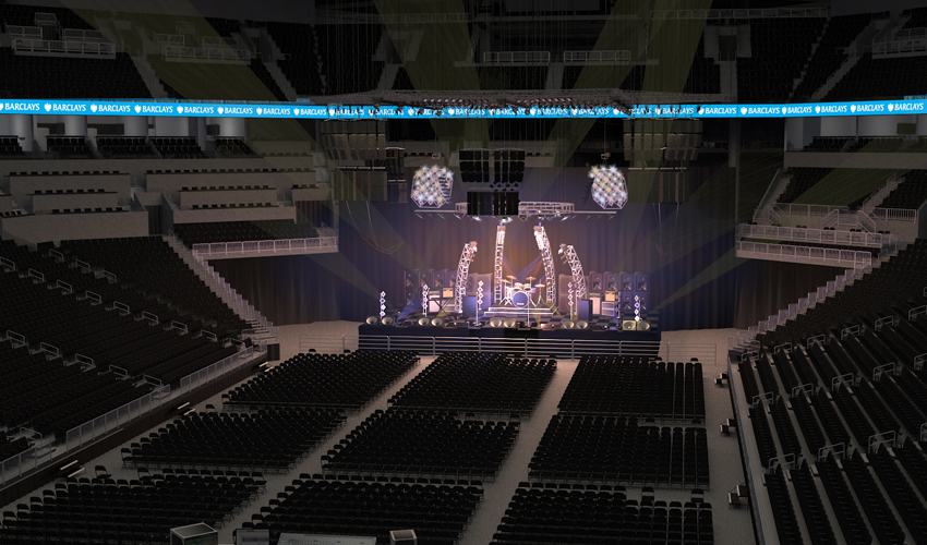 New York Islanders Adrift: What I think hockey would look ... Barclays Center Concert