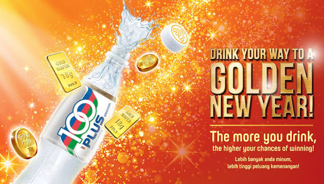 F&N Drink for Gold Contest
