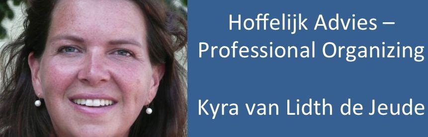 Hoffelijk Advies - Professional Organizing