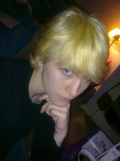 When I Get Bored I Dye My Hair October 2011