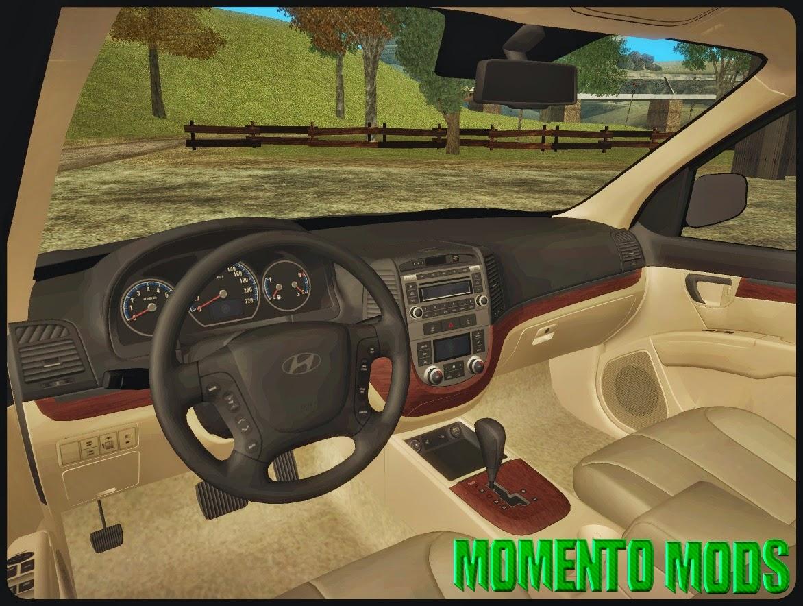 GTA SA - Hyundai Santa Fé
