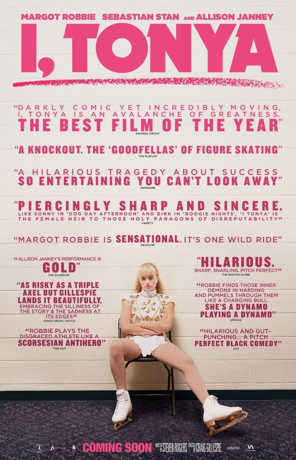 Poster de I Tonya