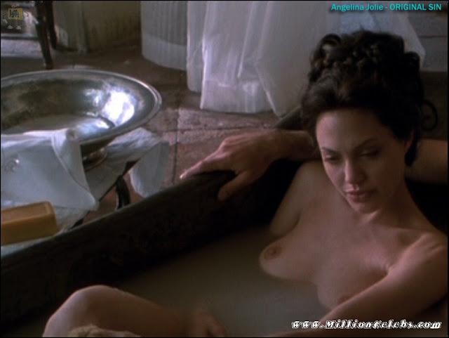 Angelina jolie pamela desnuda