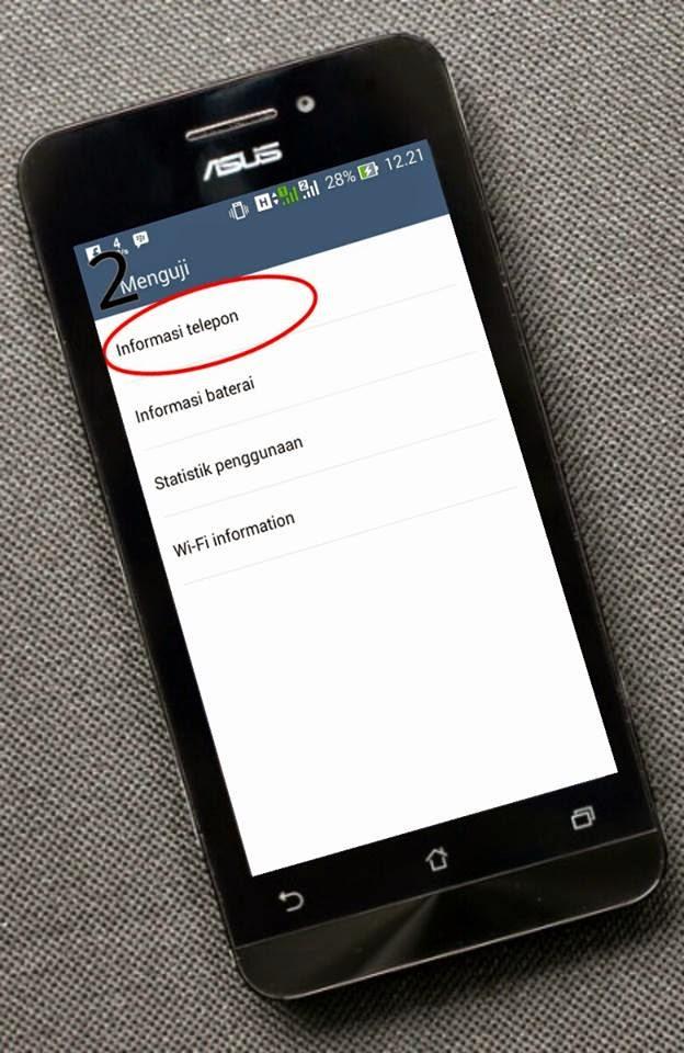 Informasi Telepon Asus Zenfone 4