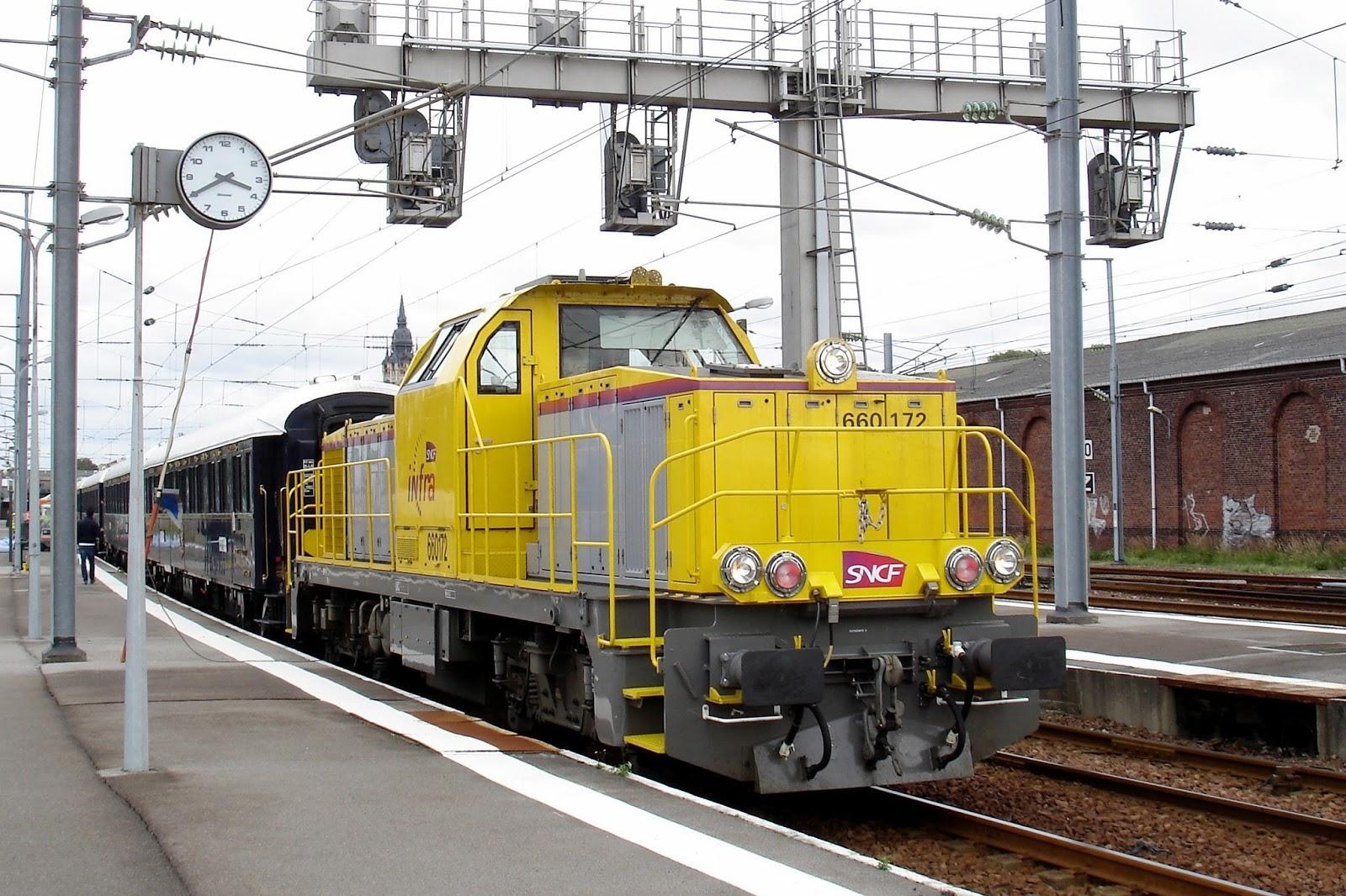 Horaire De Train De Paris A Calais Ville Aujourd Hui