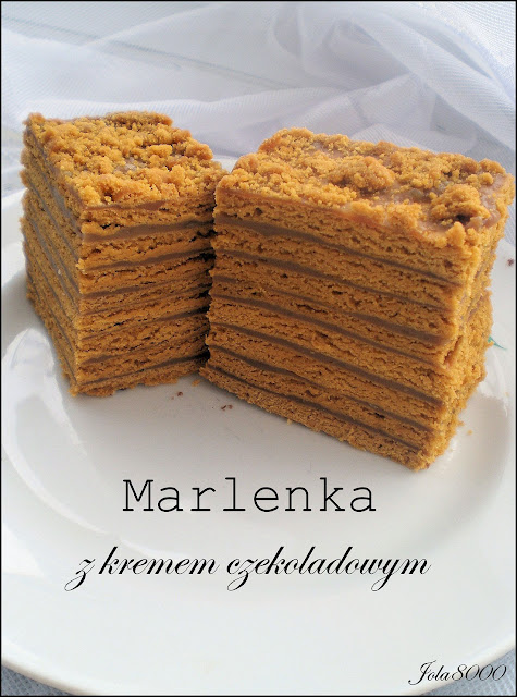 Marlenka ciasto ormiańskie