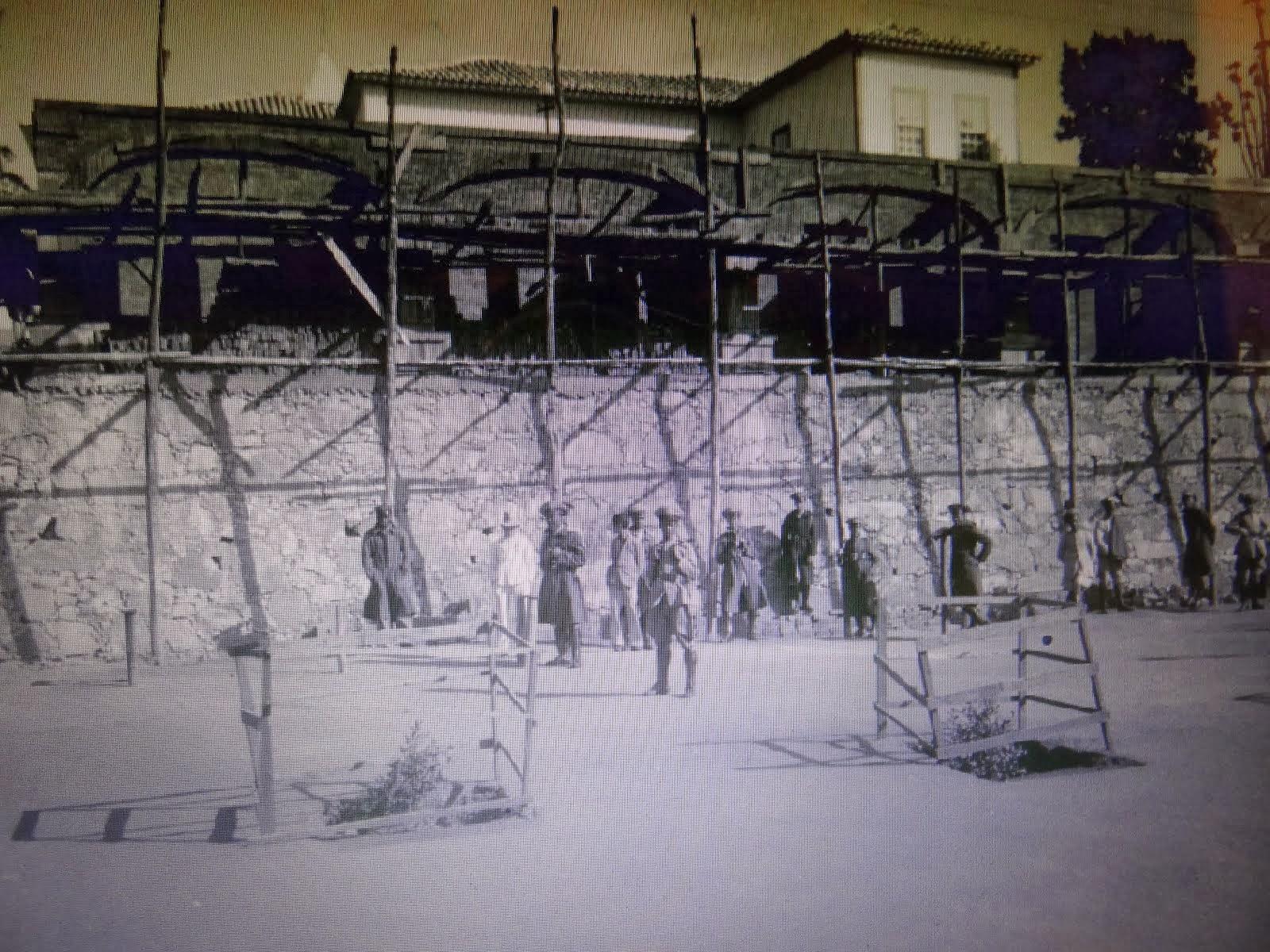 CONSTRUÇÃO DO 9BI DE BARBACENA