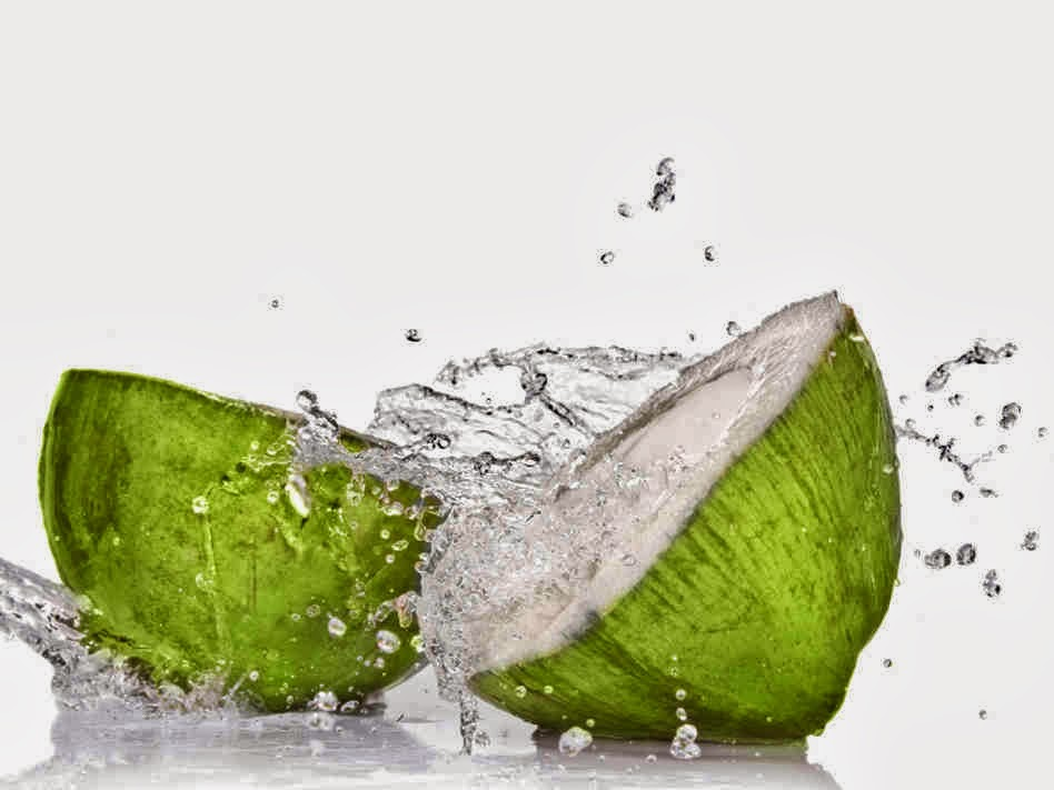 coconut water best natural sports drink energy drink DIY homemade
