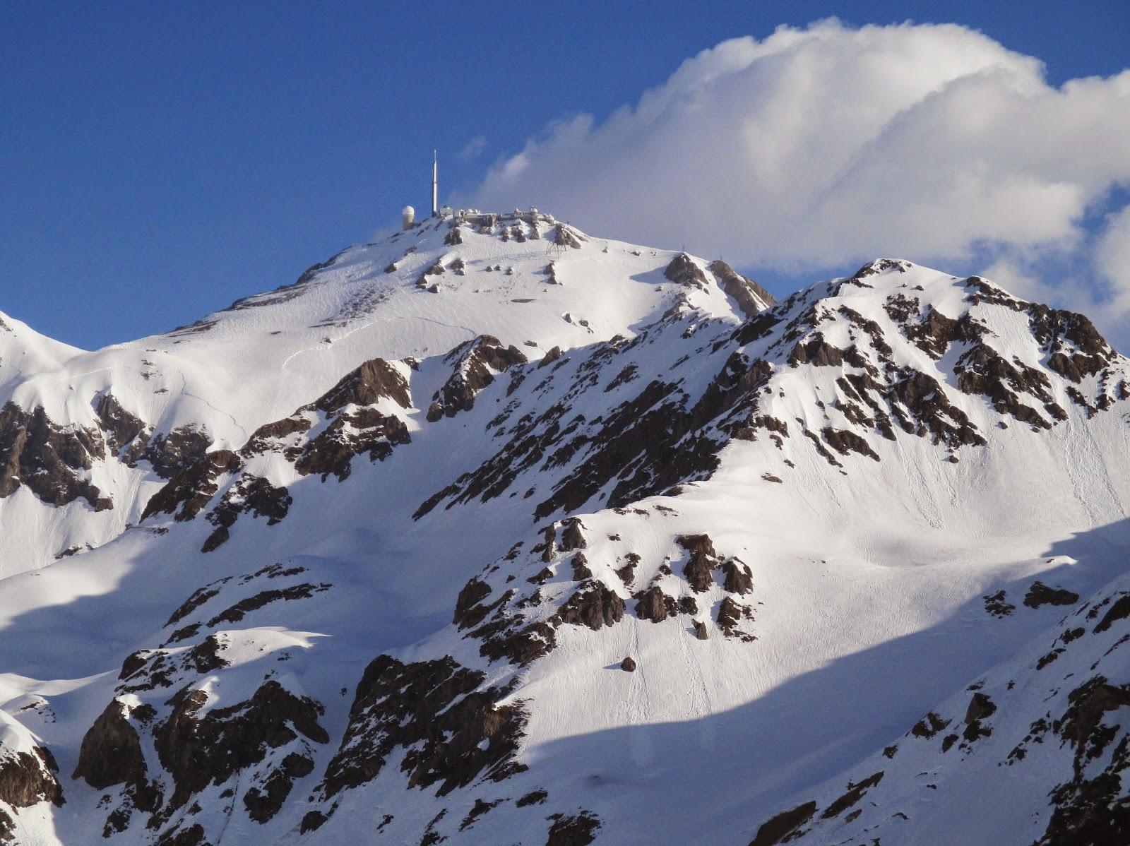 Hautes Pyrenees:Pic du Midi de Bigorre