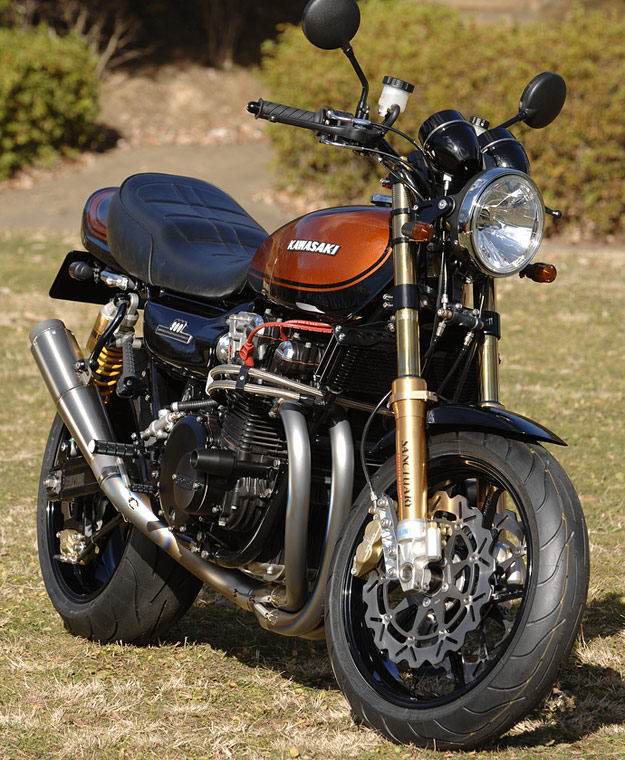 1973 75 kawasaki z1 900 specifications and pictures. Black Bedroom Furniture Sets. Home Design Ideas