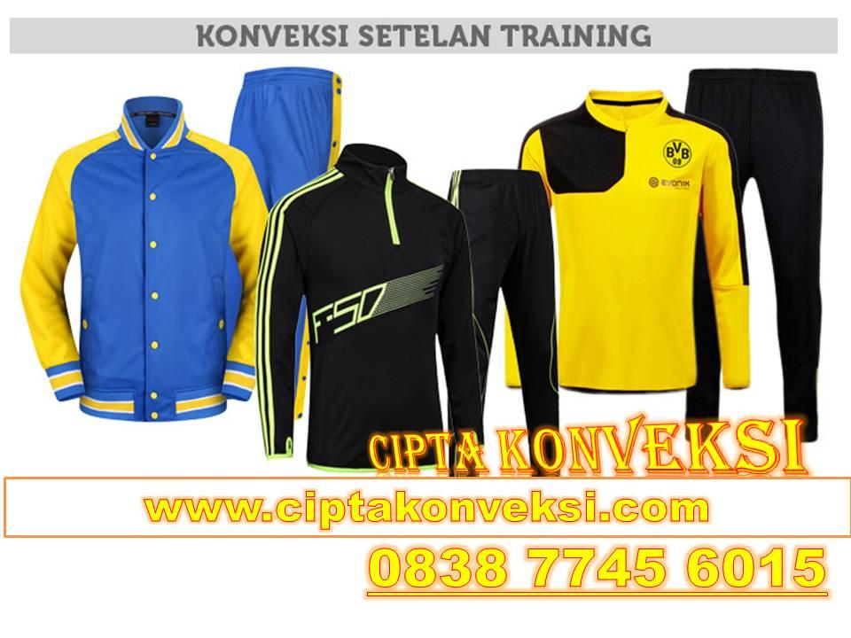 Jaket Komunitas / Setelan Training