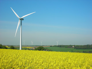 nombre d'éoliennes nécessaire pour remplacer les centrales nucléaires et alimenter la France en électricité