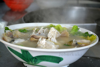 Teochew-Kway-Teow-Soup-锦都茶室-Johor Bahru