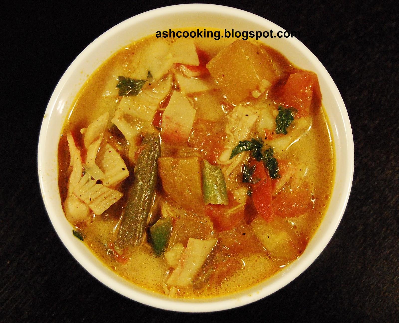 My Cookbook Chicken Pumpkin Crab Mushroom Soup