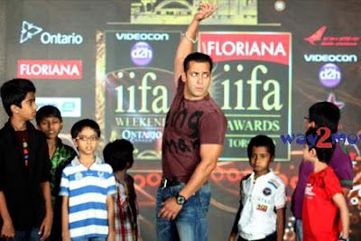Salman Khan IIFA