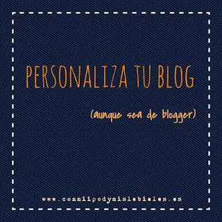 Blogs para personalizar blogger