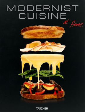 TOP SELLER: MODERNIST CUISINE AT HOME