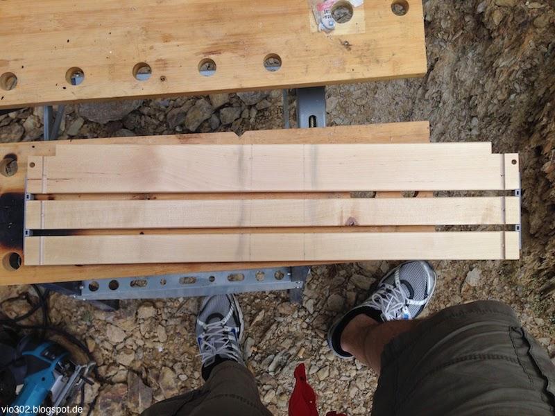 Ikea Alang Floor Lamp Nickel Plated Gray ~ Passend zu dem Ausschnitt sägen wir ein Stück aus der Rückwand der