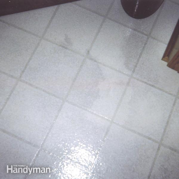How To Remove A Red Stain From Vinyl Floor Tile | Apps Directories